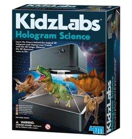 Toysmith 4M Kidz Hologram Science Kit