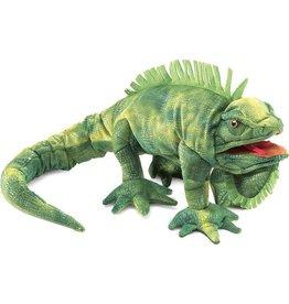Folkmanis Puppets Folkmanis Iguana Puppet
