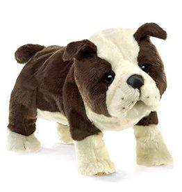 Folkmanis Puppets Folkmanis English Bulldog Puppet
