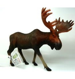 Reeves Collect A Moose