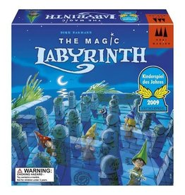 Lion Rampant Magic Labyrinth