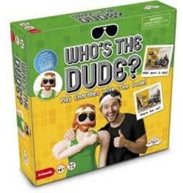 Identity Games International Whos the Dude Game