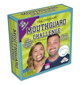 Identity Games International Mouthguard Challenge Extreme Edition