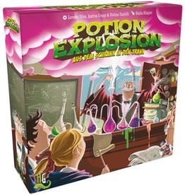 Alliance Potion Explosion