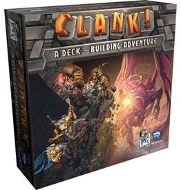 Alliance Clank A Deckbuilding Adventure