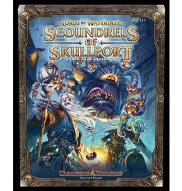 Alliance Dungeons and Dragons Lords of Waterdeep Scoundrels of Skullport Expansion