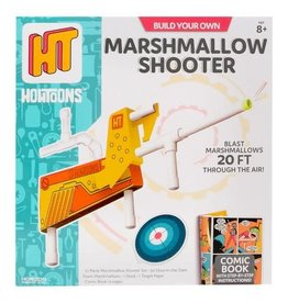 Horizon Art Group Howtoons Build Your Own Marshmallow Shooter