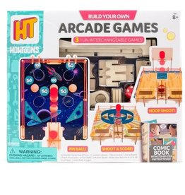 Horizon Art Group Howtoons Build Your Own Arcade Games