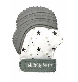 Malarkey Kids Munch Mitt Grey Stars