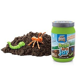 Play Visions Play Dirt Bugs in a Jar