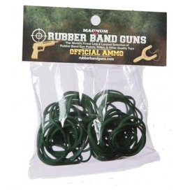 Magnum Enterprises 1oz Green Ammo Rubber Band Gun