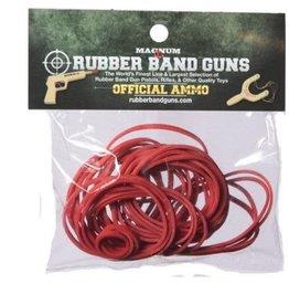 Magnum Enterprises 1oz Red Ammo Rubber Band Gun