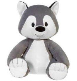 Fiesta Toys Fiesta Huggy Huggable Wolf 13 Inch Plush