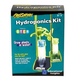 Educational Insights Eduactional Insights GeoSafari Hydroponics Kit