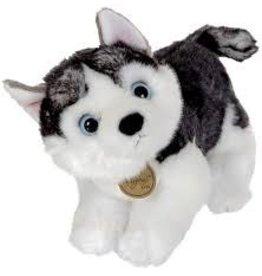 Aurora Aurora World Miyoni Tots Siberian Husky Pup 10 Inch Plush