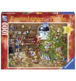 Ravensburger Ravensburger Countdown to Christmas 1000 Piece Holiday Puzzle