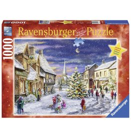 Ravensburger Ravensburger Christmas Village 1000 Piece Holiday Puzzle