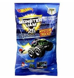 Mattel Hot Wheels Monster Jam Mini Mystery Truck Assorted Single