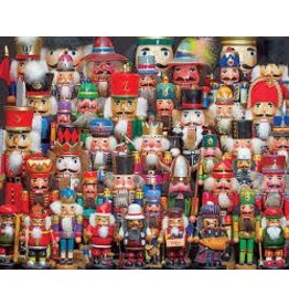 Springbok Puzzles Springbok 350 Piece Puzzle Nutcracker Collection