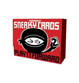 Gamewright Ceaco Brainwright Gamewright Sneaky Cards 2