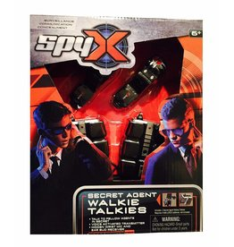 Mukikim LLC Mukikim Spy X Secret Agent Walkie Talkie