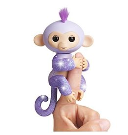 License 2 Play Fingerling Glitter Monkey Kiki