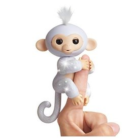 License 2 Play Fingerling Glitter Monkey Sugar