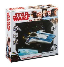 Great Planes Model Distributors Revell 1 144 Resistance A-Wing Fighter