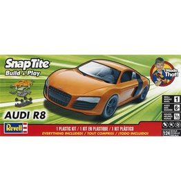 Great Planes Model Distributors Revell 1 24 Audi R8 Orange