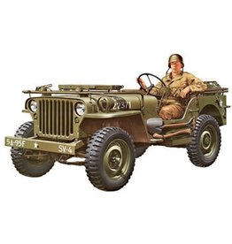 Great Planes Model Distributors Tamiya 1 35 US Willys MB Jeep