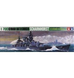 Great Planes Model Distributors Tamiya 1 700 German Schamhorst Battleship