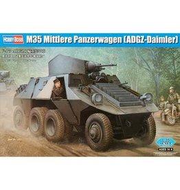 Great Planes Model Distributors Hobby Boss 1 35 Mittlere Panzerwagen ADGZ Daimler