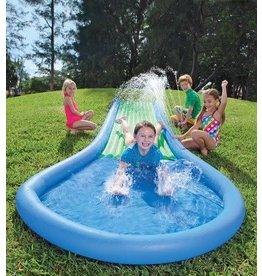 Hearth Song Inflatable Water Slide Slip N Slide