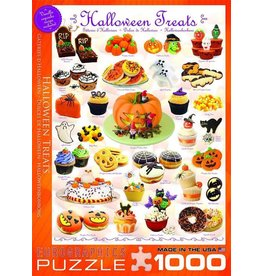 Eurographics Eurographics 1000 Piece Puzzle Halloween Treats