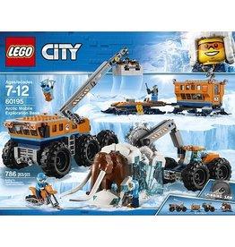 Lego Lego 60195 Arctic Mobile Exploration Base