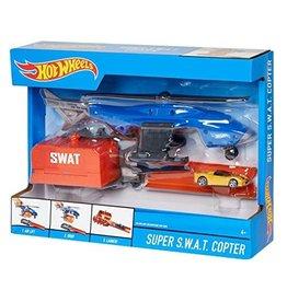 Mattel Hot Wheels Super SWAT Copter
