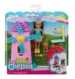 Mattel Barbie Club Chelsea Mini Golf Playset