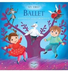 JamJam Books My First Ballet Music Book