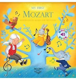 JamJam Books My First Mozart Music Book