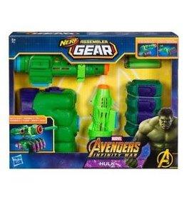R and M Nerf Assembler Gear Hulk