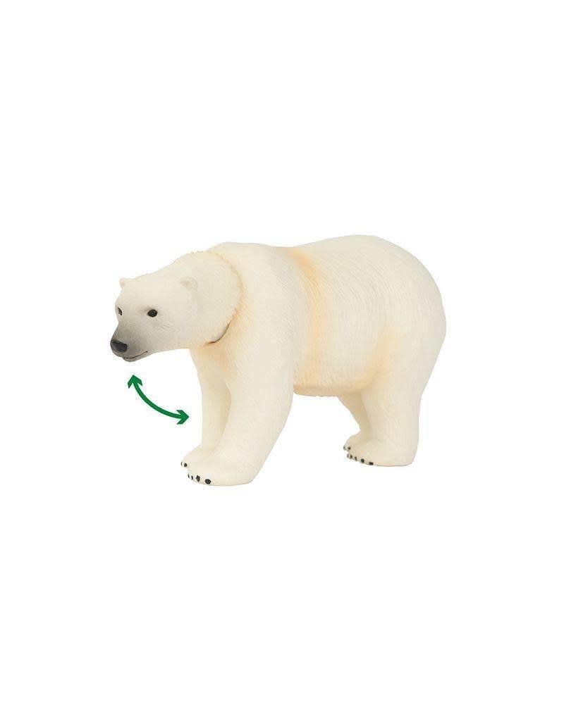 Tomy Tomy Ania Polar Bear