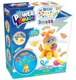 License 2 Play Power Dough Medium Set Funny Pets