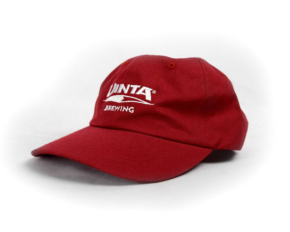 Red Dad Hat