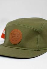 Green 6 Panel Hat