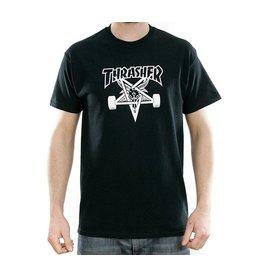 Thrasher THRASHER   SKATEGOAT TEE + couleurs