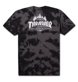 HUF HUF | THRASHER TDS CRYSTAL WASH TEE