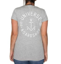 Universe Boardshop UNIVERSE | T-SHIRT VNECK ANCRE 6.0
