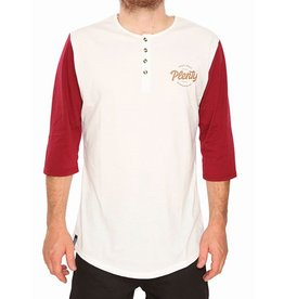 Plenty PLENTY | BASEBALL HENLEY + couleurs