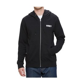 Obey OBEY | FOSTER ZIP PULLOVER