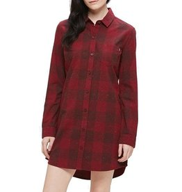 Obey OBEY | BEX PLAID SHIRT DRESS